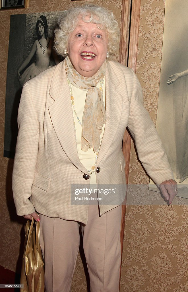 Hollywood Actress Carla Laemmle Celebrates 103rd Birthday : News Photo