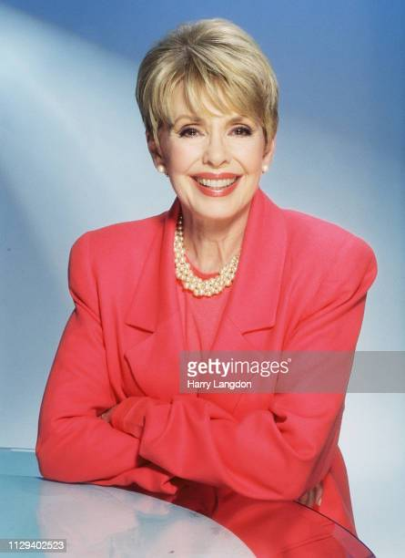 LOS ANGELES 2007 actress Barbara Rush poses for a portrait in Los Angeles California