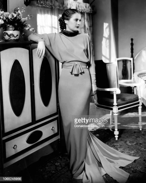 Actress Barbara Stanwyck in a scene from the movie A Lost Lady