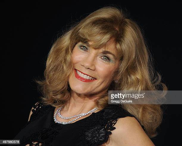 Actress Barbi Benton arrives at the premiere of Warner Bros Pictures' Creed at Regency Village Theatre on November 19 2015 in Westwood California