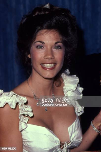 Actress Barbi Benton attends an event in September 1980 in Los Angeles California