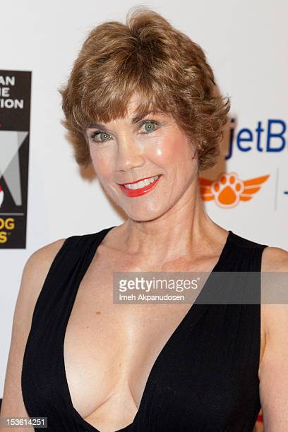 Actress Barbi Benton attends The American Humane Association's Hero Dog Awards on October 6 2012 in Beverly Hills California