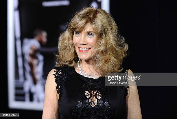 Actress Barbi Benton attends the premiere of Creed at Regency Village Theatre on November 19 2015 in Westwood California