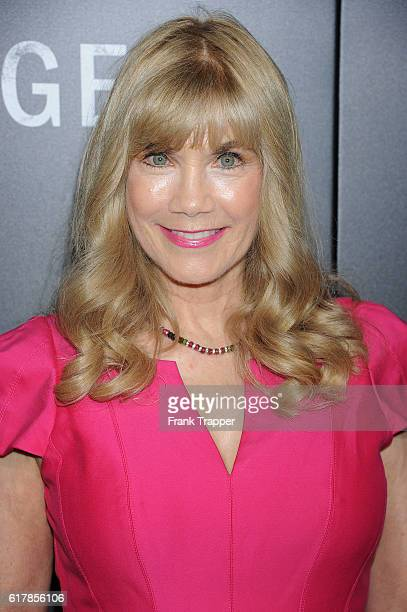 Actress Barbi Benton attends the screening of Summit Entertainment's Hacksaw Ridge held at the Samuel Goldwyn Theater on October 24 2016 in Beverly...