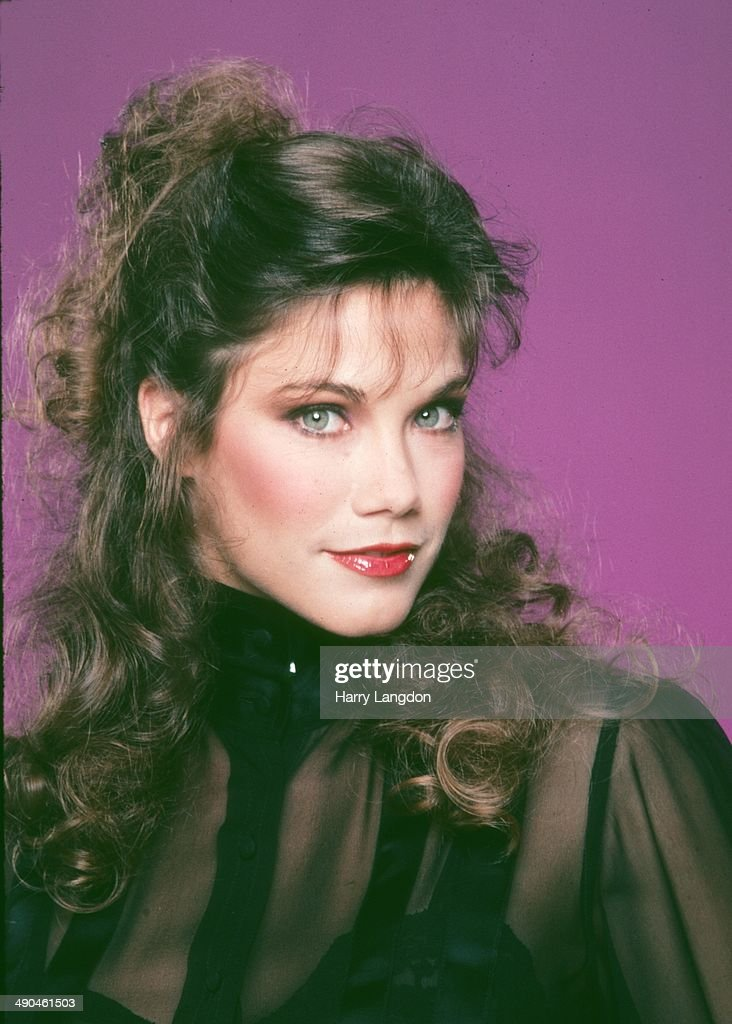 Actress Barbi Benton poses for a portrait in 1980 in Los Angeles, California.