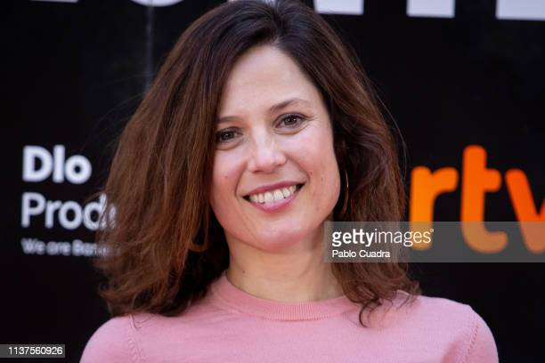 Actress Bea Segura attends the 'La Caza Monteperdido' photocall on March 22 2019 in Madrid Spain