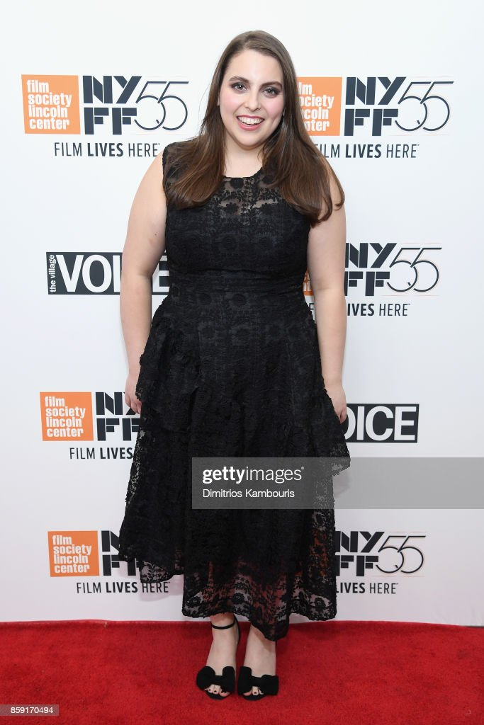 Actress Beanie Feldstein attends 55th New York Film Festival screening of 'Lady Bird' at Alice Tully Hall on October 8, 2017 in New York City.