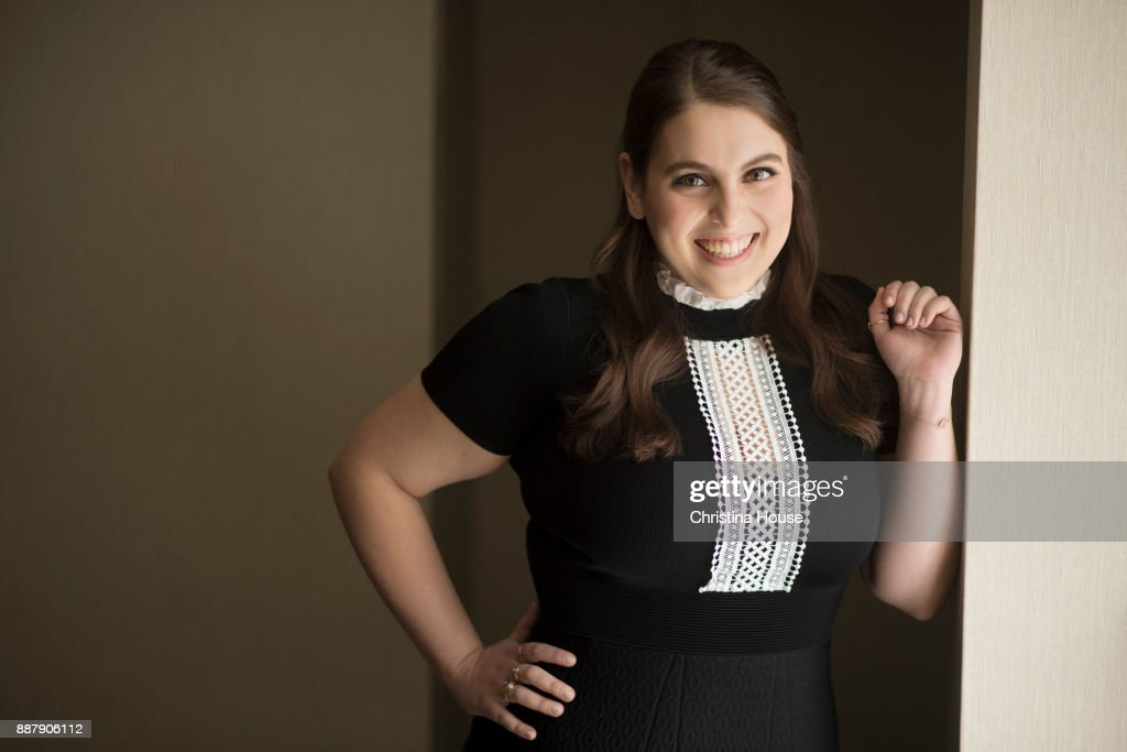 Actress Beanie Feldstein is photographed for Los Angeles Times on November 5, 2017 in Los Angeles, California.