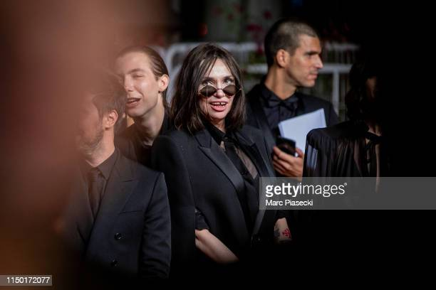 """Actress Beatrice Dalle attends the screening of """"Lux Aetterna"""" during the 72nd annual Cannes Film Festival on May 18, 2019 in Cannes, France."""