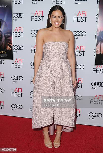 Actress Beau Dunn arrives at AFI FEST 2016 Presented By Audi Opening Night Premiere Of 20th Century Fox's Rules Don't Apply at TCL Chinese Theatre on...