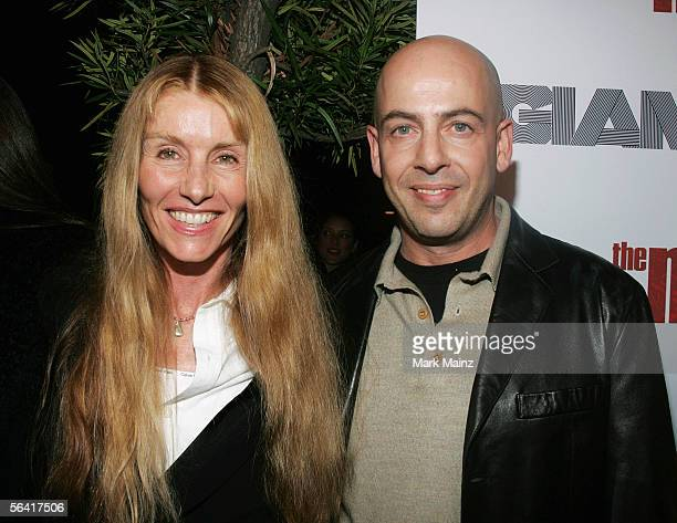 "Actress Beau St. Clair and producer Bob Yari attend the Los Angeles premiere of ""The Matador"" at the Westwood Crest Theatre December 11, 2005 in..."
