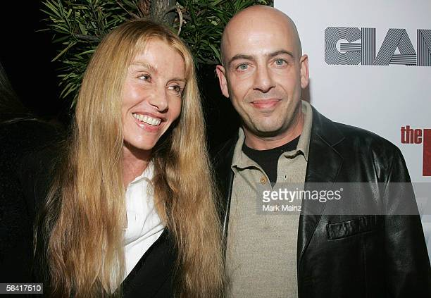 Actress Beau St Clair and producer Bob Yari attend the Los Angeles premiere of The Matador at the Westwood Crest Theatre December 11 2005 in Westwood...