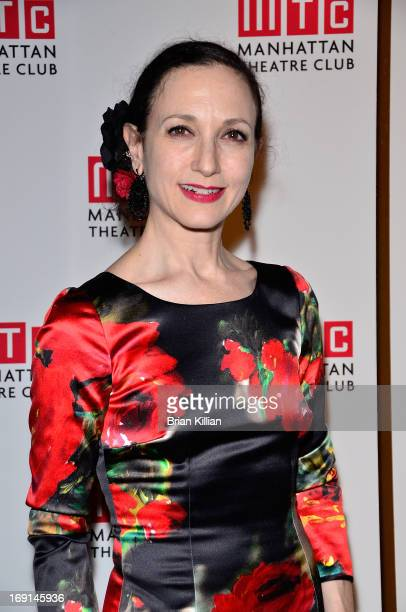 Actress Bebe Neuwirth attends Manhattan Theatre Club 2013 Spring Gala at Cipriani 42nd Street on May 20 2013 in New York City