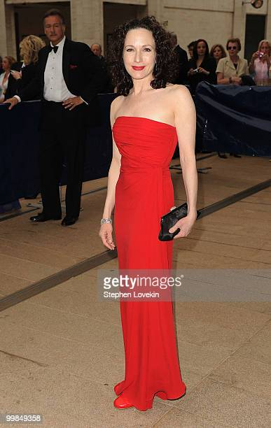 Actress Bebe Neuwirth attends the 2010 American Ballet Theatre Annual Spring Gala at The Metropolitan Opera House on May 17 2010 in New York City