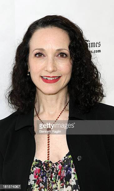Actress Bebe Neuwirth attends the 27th annual Broadway Flea Market Grand Auction at Marquis Theatre on September 22 2013 in New York City
