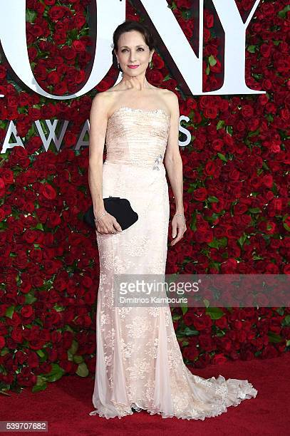 Actress Bebe Neuwirth attends the 70th Annual Tony Awards at The Beacon Theatre on June 12 2016 in New York City