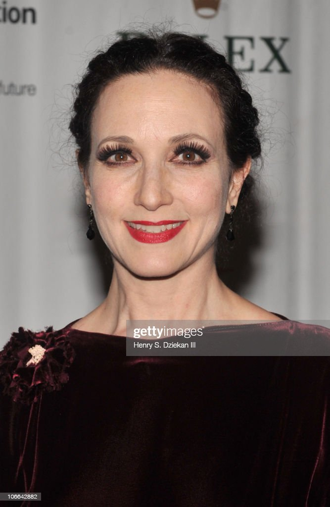 Actress Bebe Neuwirth attends the Career Transition For Dancer's 25th anniversary Silver Jubilee anniversary supper at the Hilton New York on November 8, 2010 in New York City.
