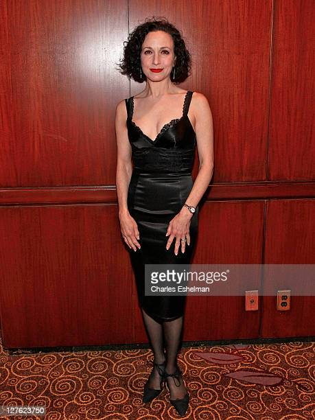 Actress Bebe Neuwirth attends the Local One of the International Alliance of Theatrical Stage Employees Gala Celebrating 125 Years at The Hilton...