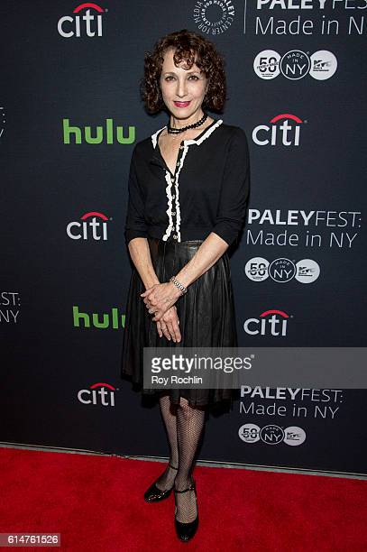 Actress Bebe Neuwirth attends the screening of 'Madam Secretary' during PaleyFest New York 2016 at The Paley Center for Media on October 14 2016 in...
