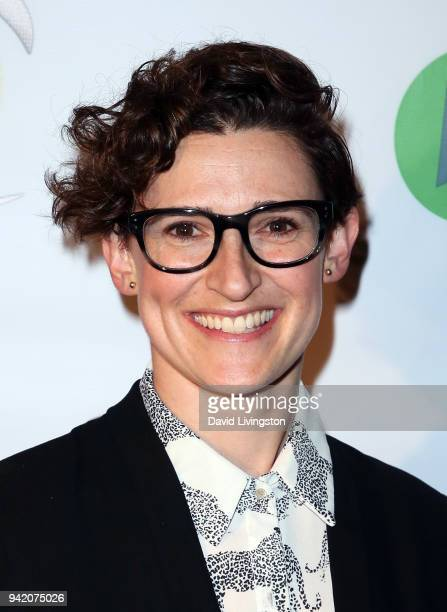 Actress Becca Levine attends the 9th Annual Indie Series Awards at The Colony Theatre on April 4, 2018 in Burbank, California.