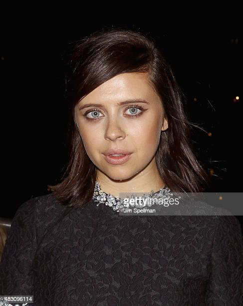 Actress Bel Powley attends the after party for the screening of Sony Pictures Classics The Diary Of A Teenage Girl hosed by The Cinema Society at...