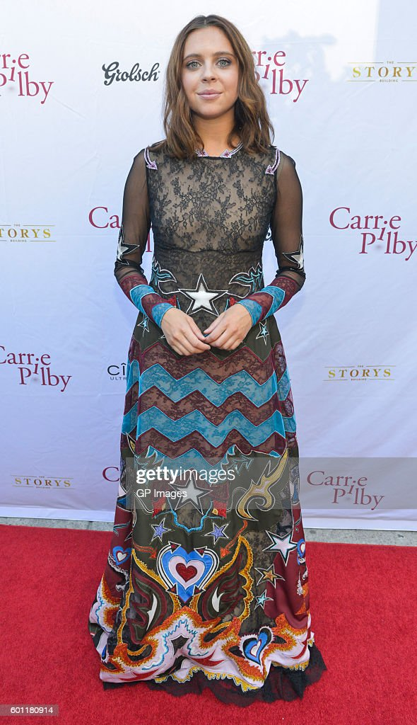 Actress Bel Powley attends the 'Carrie Pilby' TIFF Party Hosted By CIROC And Grolsch at Storys Building on September 9, 2016 in Toronto, Canada.
