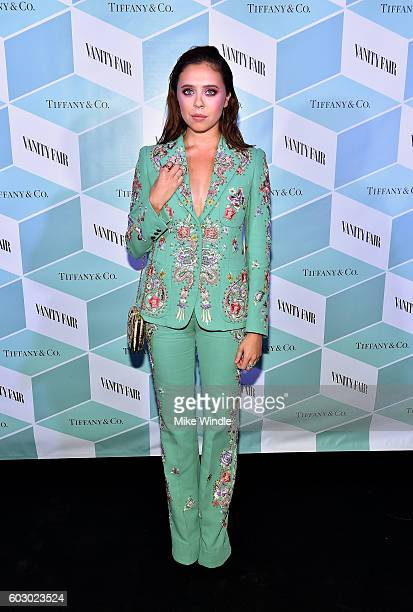 Actress Bel Powley attends the Vanity Fair and Tiffany Co private dinner toasting Lupita Nyong'o and celebrating Legendary Style at ShangriLa Hotel...