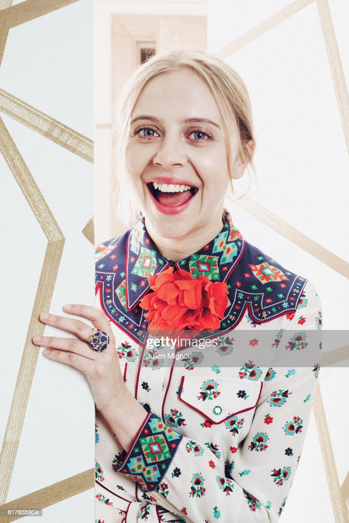 Actress Bel Powley is photographed for Grazia Magazine on May 12, 2016 in Cannes, France.