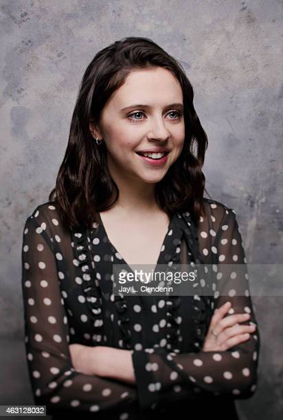 Actress Bel Powley is photographed for Los Angeles Times on January 24 2015 in Park City Utah PUBLISHED IMAGE CREDIT MUST READ Jay L Clendenin/Los...