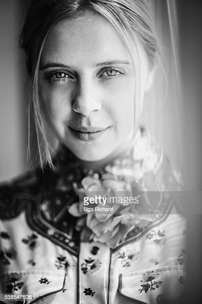 Actress Bel Powley is photographed for Self Assignment on May 15, 2016 in Cannes, France.