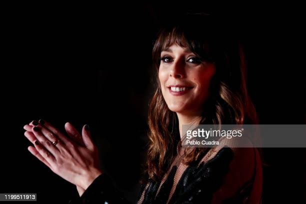 Actress Belen Cuesta attends 'Dias de Cine' awards at the Reina Sofia Art Museum on January 14 2020 in Madrid Spain