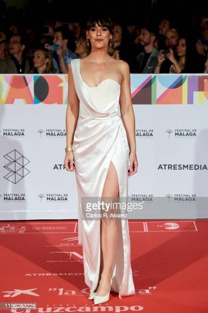 Actress Belen Cuesta attends 'Esto no es Berlin' premiere during the 22th Malaga Film Festival on March 16 2019 in Malaga Spain