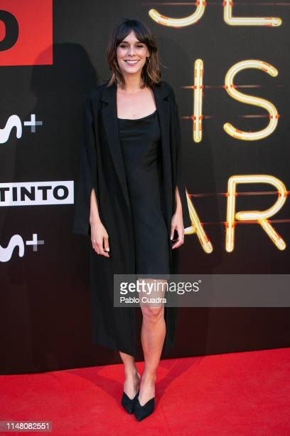 Actress Belen Cuesta attends Instinto premiere by Movistar at Callao Cinema on May 09 2019 in Madrid Spain