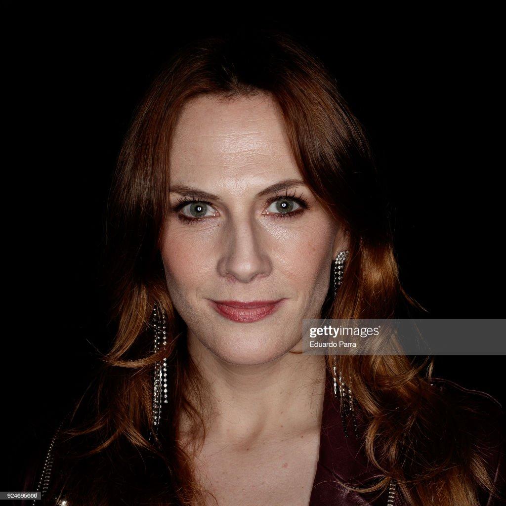 Belen Fabra actress belen fabra attends the 'fotogramas de plata' awards