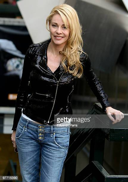 Actress Belen Rueda attends El mal ajeno photocall at Princesa Cinema on March 15 2010 in Madrid Spain