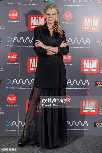 Actress Belen Rueda attends the 'MIM awards' photocall at ME hotel on November 28 2016 in Madrid Spain