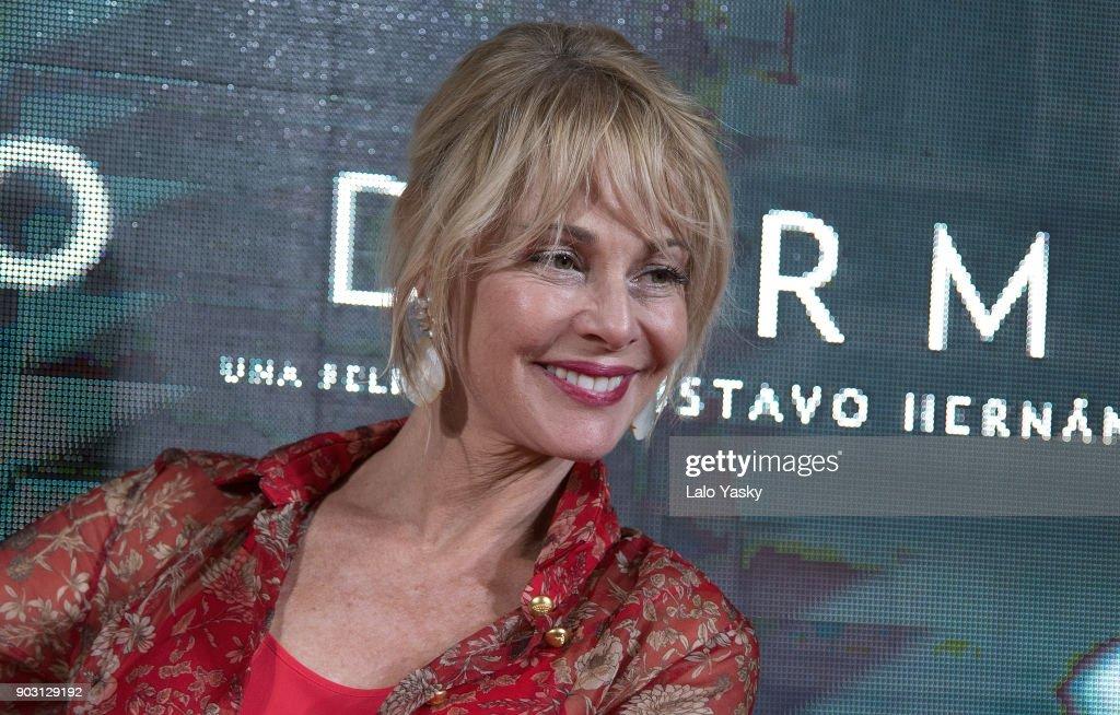 Belen Rueda Attends 'No Dormiras' Premiere in Buenos Aires