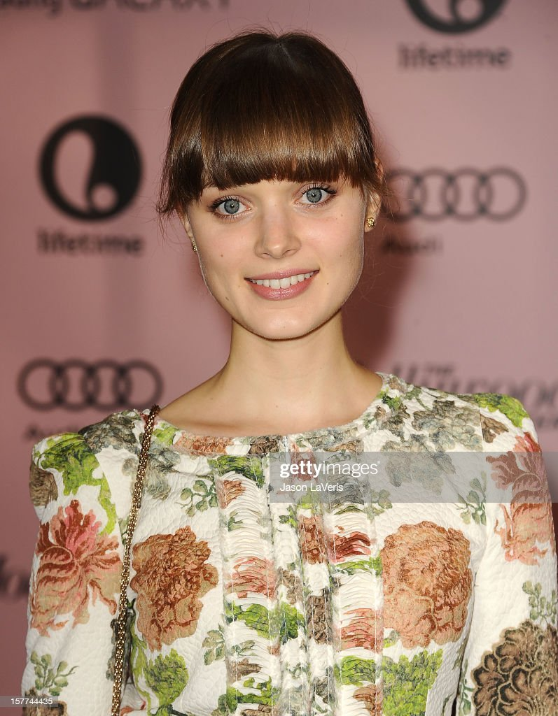 Actress Bella Heathcote attends the Hollywood Reporter's 21st annual Women In Entertainment breakfast at The Beverly Hills Hotel on December 5, 2012 in Beverly Hills, California.