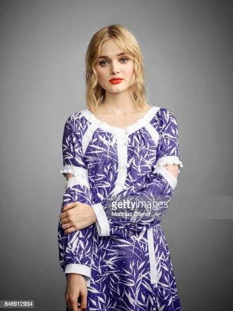 Actress Bella Heathcote from 'The Man in the High Castle' is photographed for Entertainment Weekly Magazine on July 21 2016 at Comic Con in the Hard...
