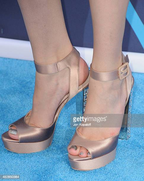 Actress Bella Thorne arrives at the 16th Annual Young Hollywood Awards at The Wiltern on July 27 2014 in Los Angeles California