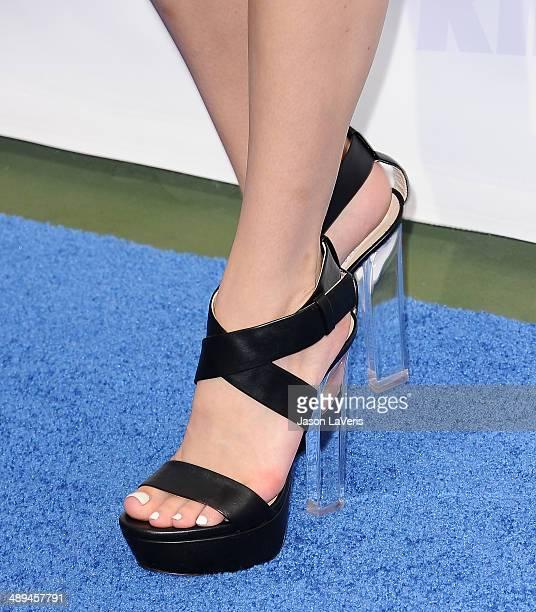 Actress Bella Thorne attends 1027 KIIS FM's 2014 Wango Tango at StubHub Center on May 10 2014 in Los Angeles California