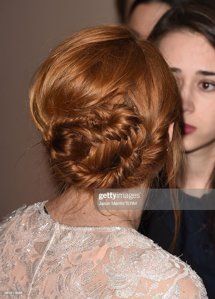 ELLE's Annual Women In Television Celebration - Arrivals : News Photo