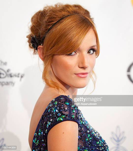 Actress Bella Thorne attends the 27th Annual Imagen Awards at The Beverly Hilton Hotel on August 10 2012 in Beverly Hills California