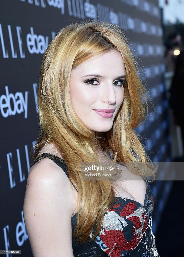 6th Annual ELLE Women In Music Celebration Presented By eBay : News Photo