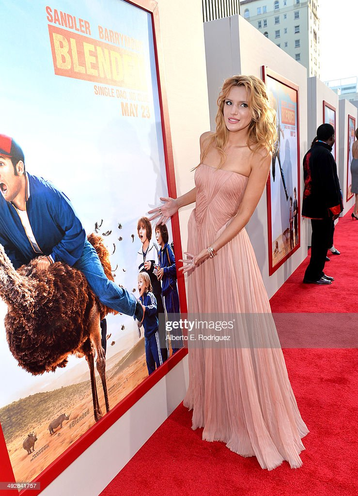 """Blended"" - Los Angeles Premiere - Red Carpet : News Photo"