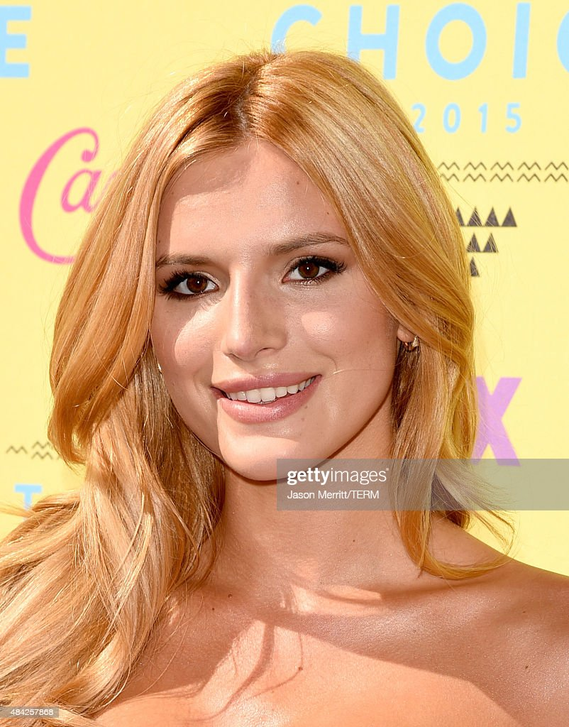 Teen Choice Awards 2015 - Arrivals : News Photo
