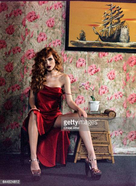 Actress Bella Thorne is photographed for Playboy Magazine on August 27 2016 in Los Angeles California
