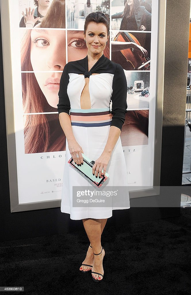 """If I Stay"" - Los Angeles Premiere - Arrivals"