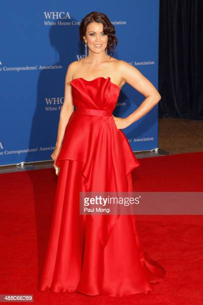 Actress Bellamy Young attends the 100th Annual White House Correspondents' Association Dinner at the Washington Hilton on May 3 2014 in Washington DC