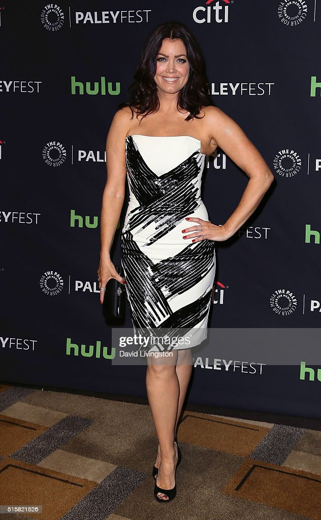 Actress Bellamy Young attends The Paley Center For Media's 33rd Annual PaleyFest Los Angeles - 'Scandal' at Dolby Theatre on March 15, 2016 in Hollywood, California.